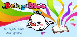 BelugaBloo Logo Banner